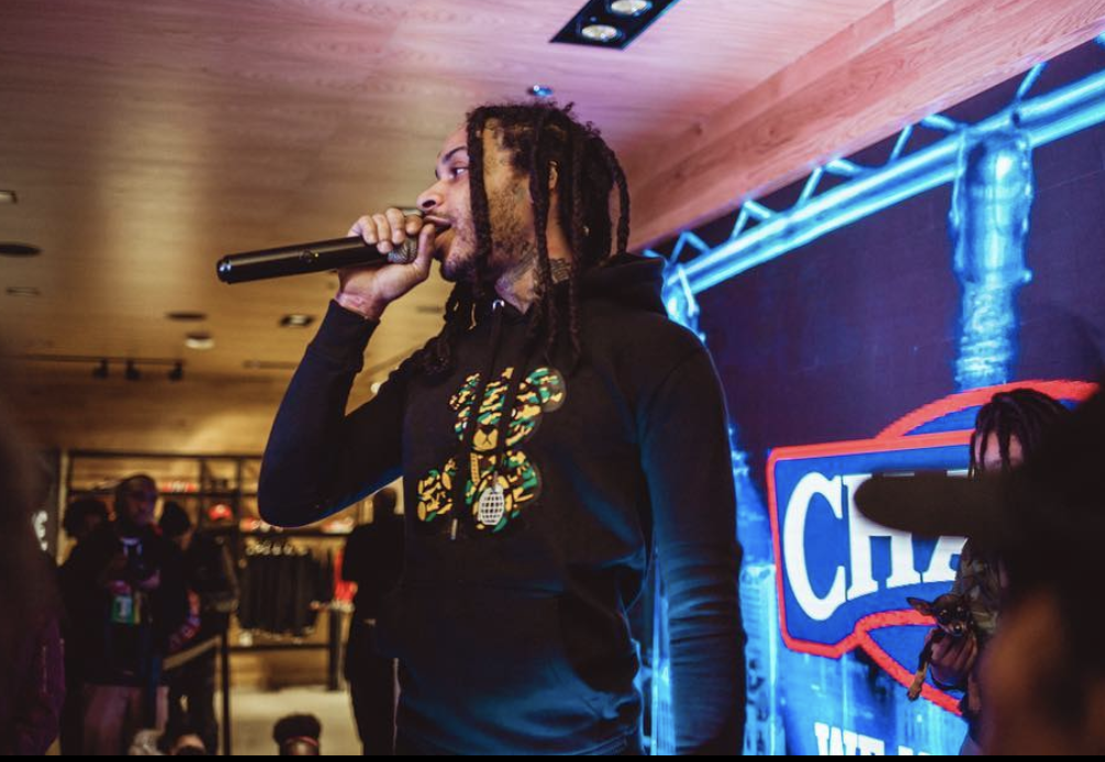 """Valee Roams The Streets In """"Vlone"""" [WATCH]"""