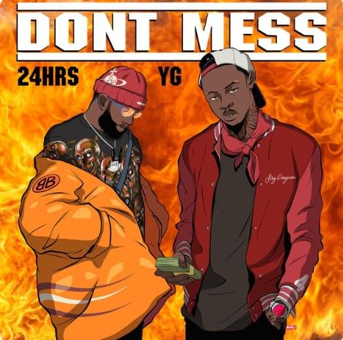 "24hrs and YG Drop New Song ""Don't Mess"" [LISTEN]"