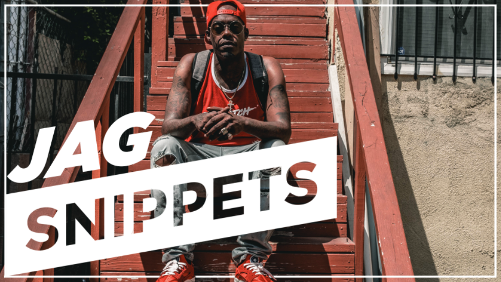 JAG Breaks Down Music From His '2700' EP | SNIPPETS [WATCH]