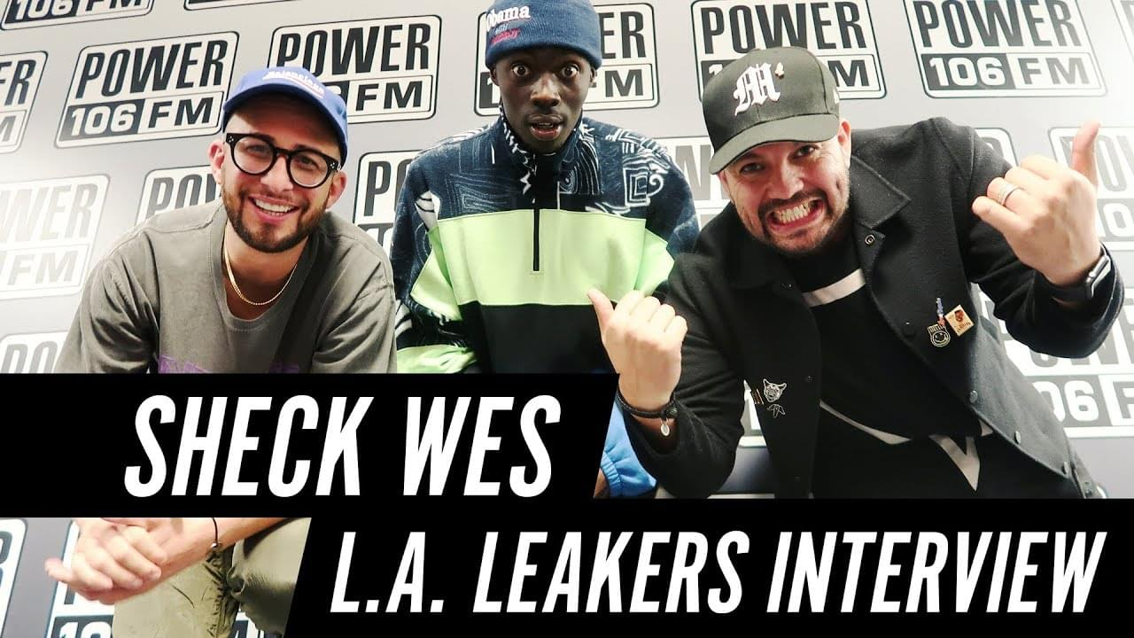 """Sheck Wes Explains """"Mo Bamba,"""" Meeting Travis Scott, Transitioning From Yeezy Model To Rapper [WATCH]"""