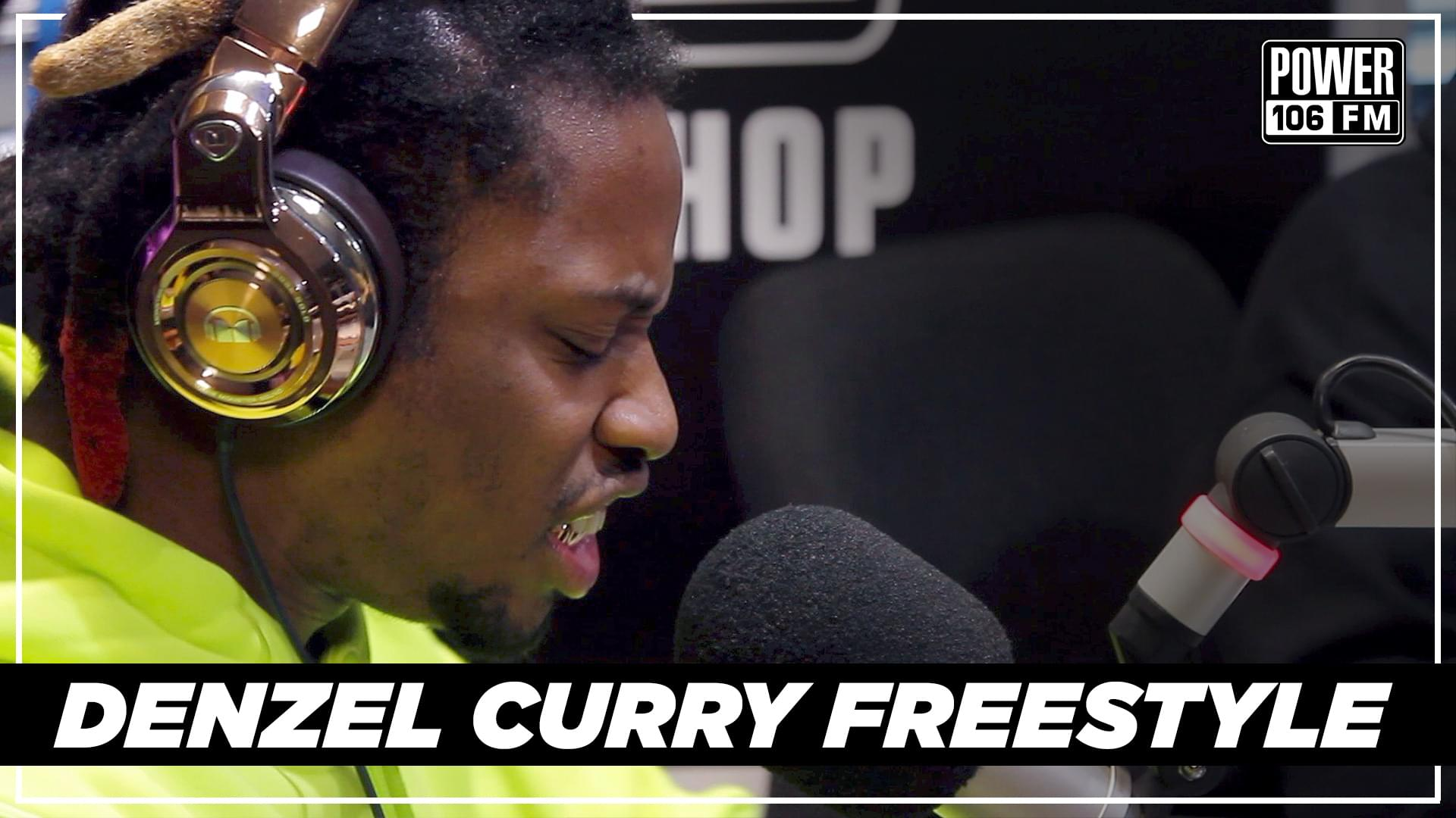 """Denzel Curry Drops Cruz Show Breakfast Bars Freestyle Over Goodie Mob's """"Fighting"""" Beat [WATCH]"""
