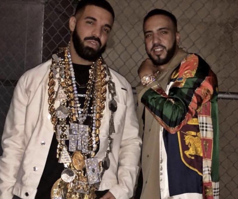 "Drake Takes A Jab At Kanye On French Montana's ""No Stylist"" [LISTEN]"