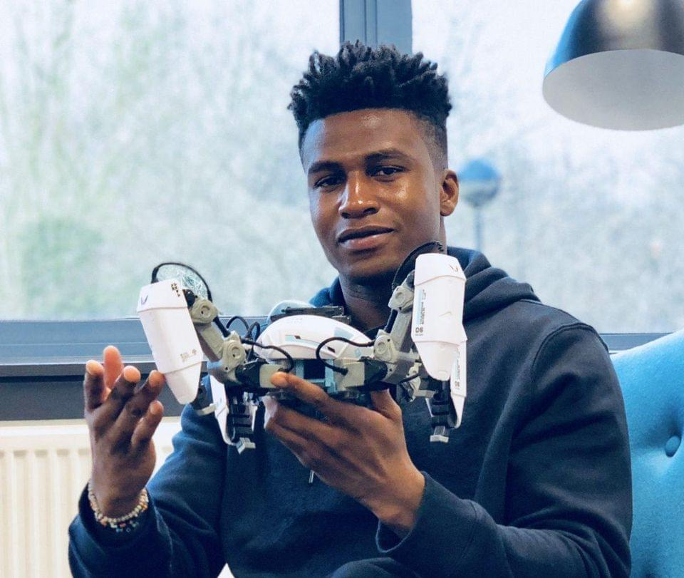 The Highest Paid Robotics Engineer In The World Is a 26-Year-Old Nigerian Man