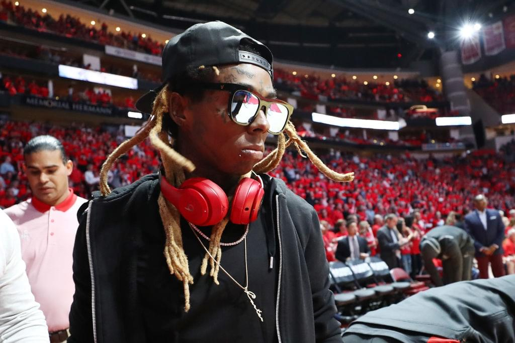Lil Wayne Says He Isn't To Blame For 'Tha Carter V' Not Dropping Today
