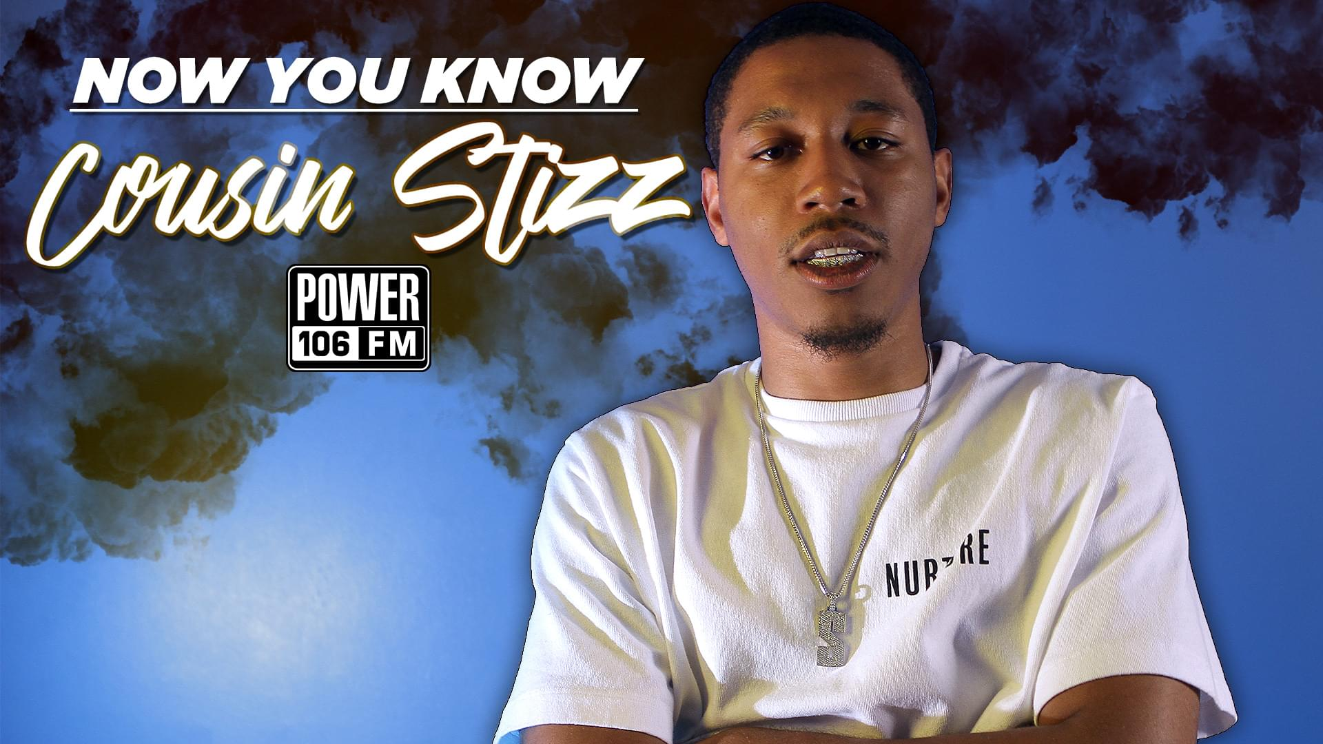 Cousin Stizz Drops 'Cold Times' EP & Reveals Listening To Mac Miller [WATCH]