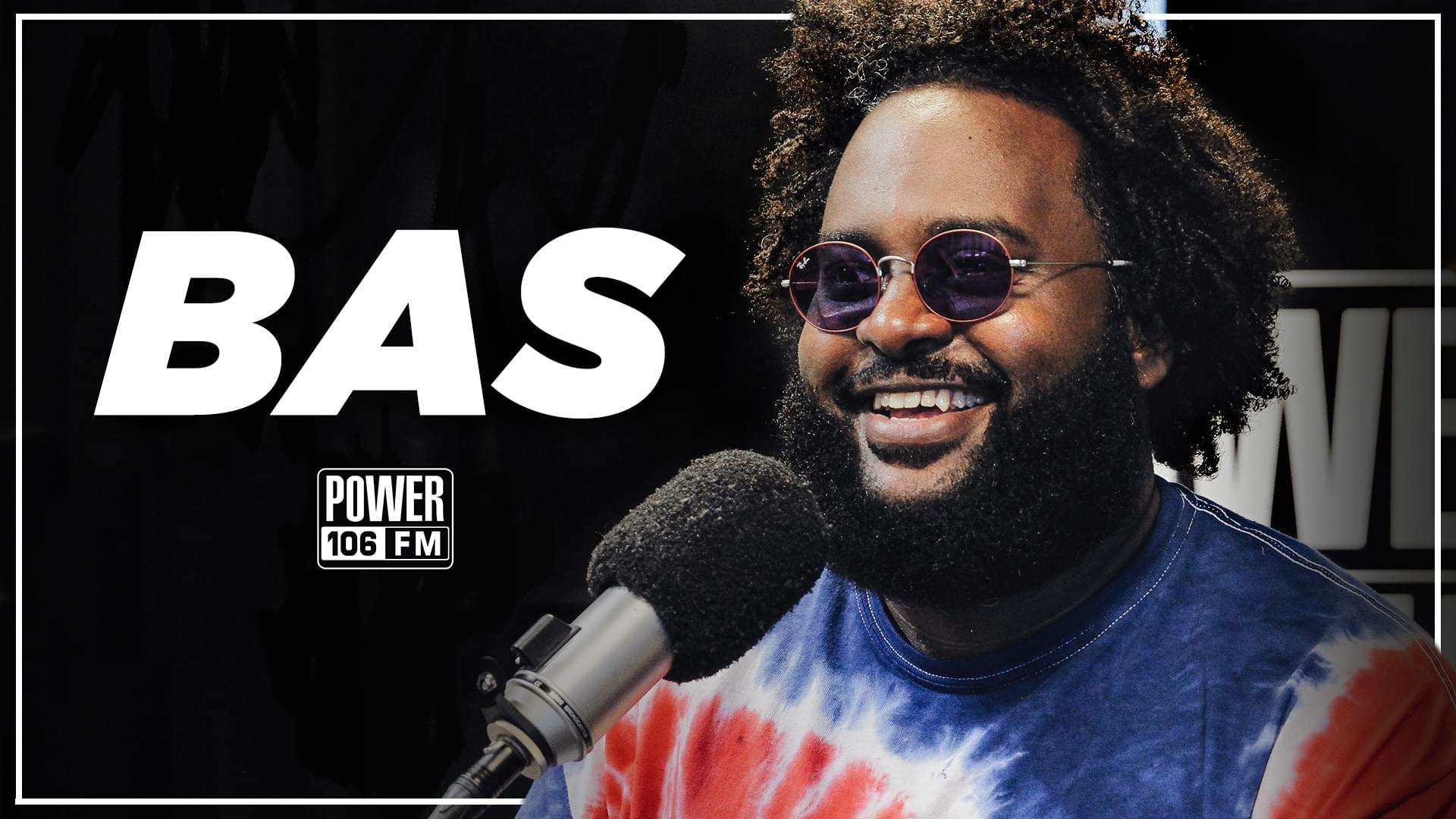 Bas Explains The Sound of 'Milky Way', Representing For Sudan, & Top 3 Albums of 2018 [WATCH]