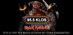 KLOS IS YOUR IRON MAIDEN SOUTHERN CALIFORNIA HEADQUARTERS!