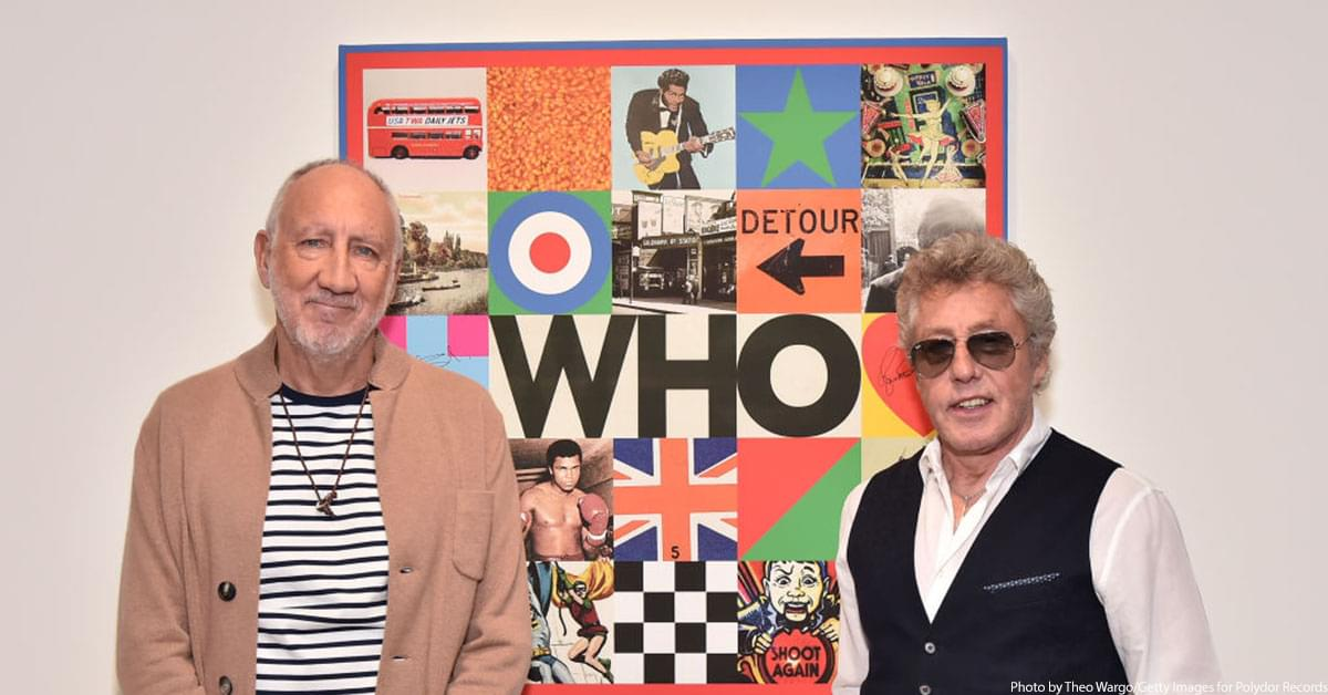 The Who Announces New Album, 'Who'