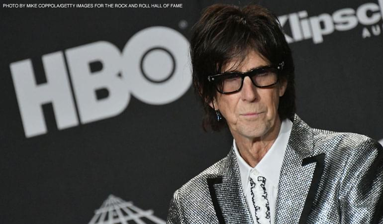 The Cars Frontman Ric Ocasek Found Dead in Manhattan