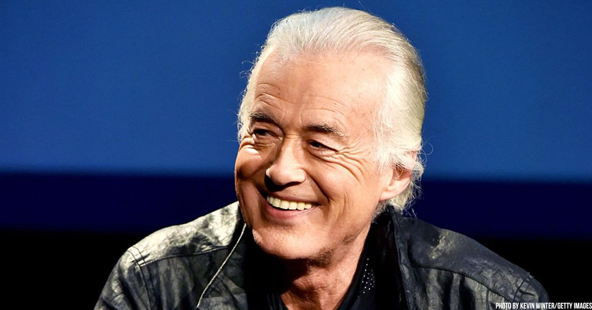 Jimmy Page Counters Robert Plant's 'Cabaret' Comments