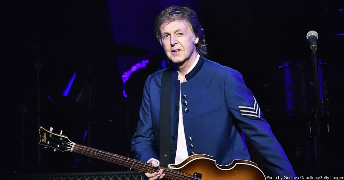 Paul McCartney Says 'Yesterday' Was Influenced by Mom's Death