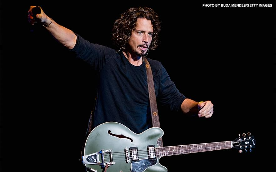 Actor who will play Chris Cornell in upcoming documentary has been revealed