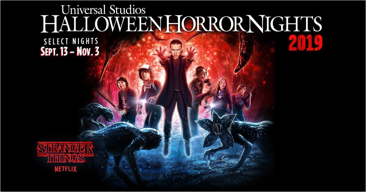 Win Tickets to Halloween Horror Nights at Universal Studios