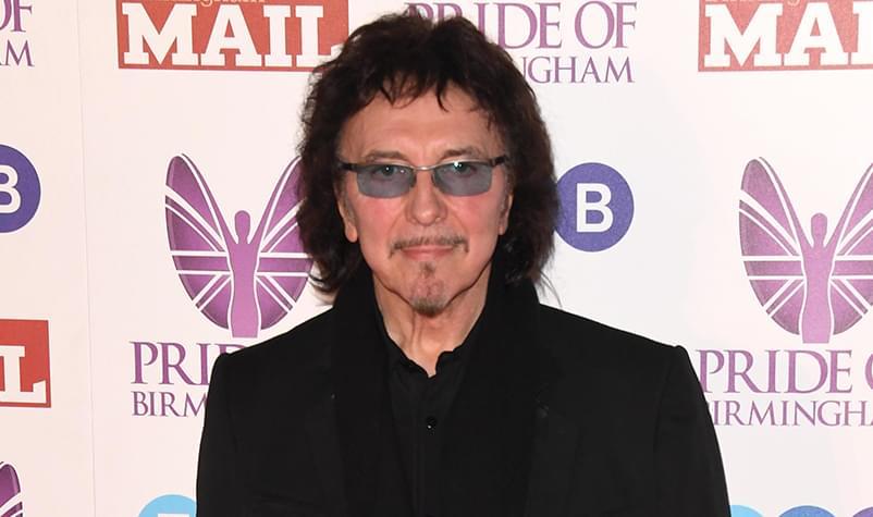 Tony Iommi Posts Words of Encouragement to James Hetfield