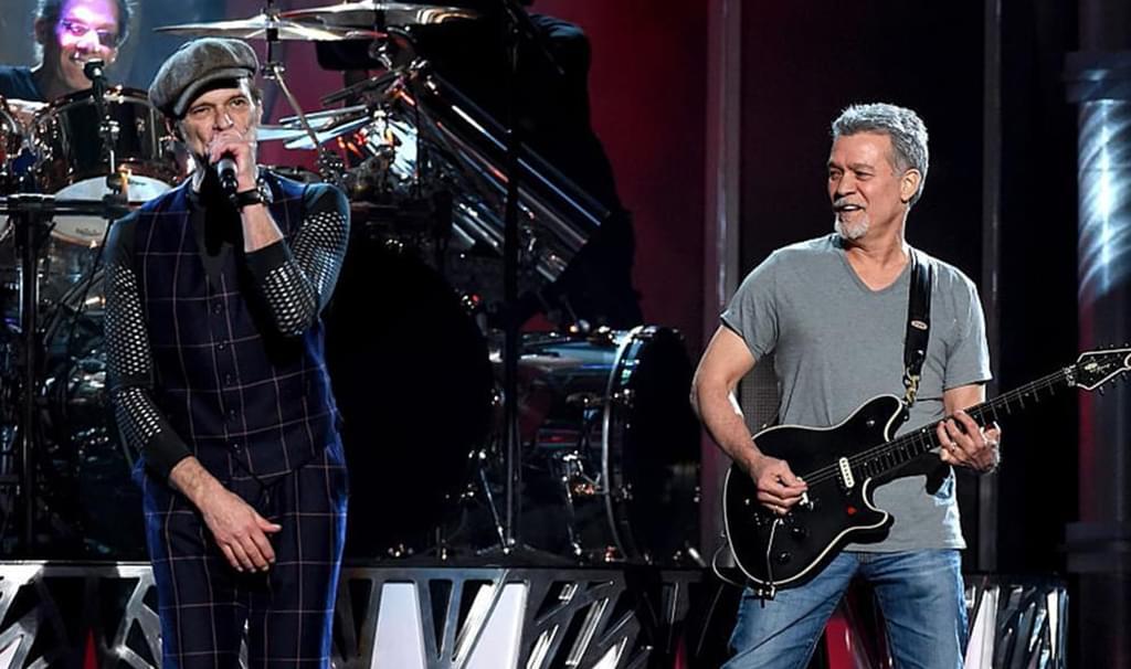 David Lee Roth Thinks 'Van Halen's Finished'