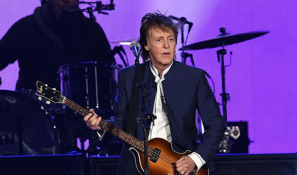 Paul McCartney Announces Two Previously Unheard Songs