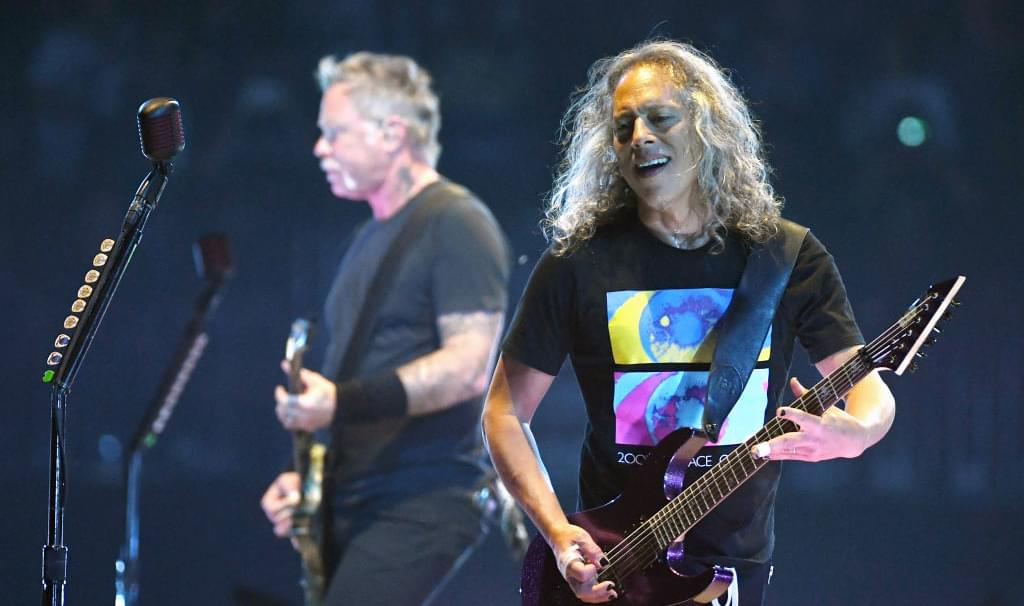 Metallica To Headline All Five Danny Wimmer Presents Hard Rock Festivals In 2020