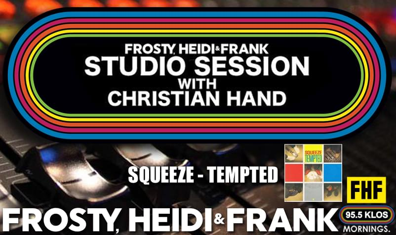 FHF Studio Session With Christian James Hand 10/14/19
