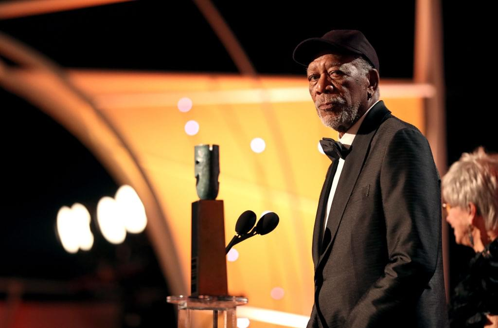 Morgan Freeman Accused of Sexual Harassment