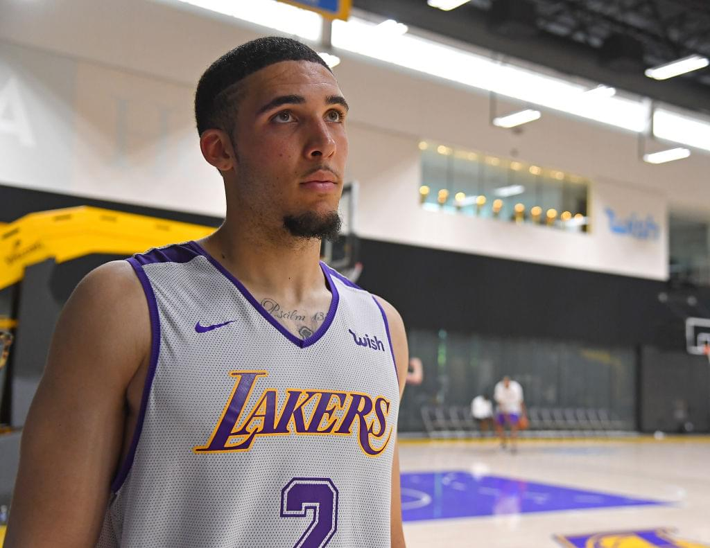 Lakers Likely Won't Sign Or Draft LiAngelo Ball