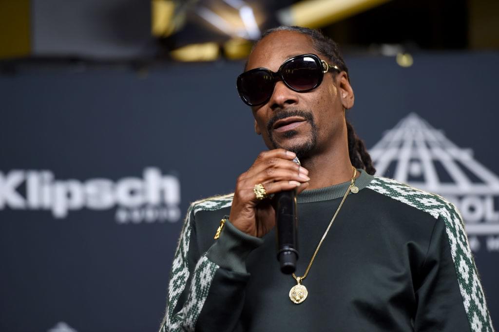 Snoop Dogg Bought A Bulletproof Van After Biggie's Murder