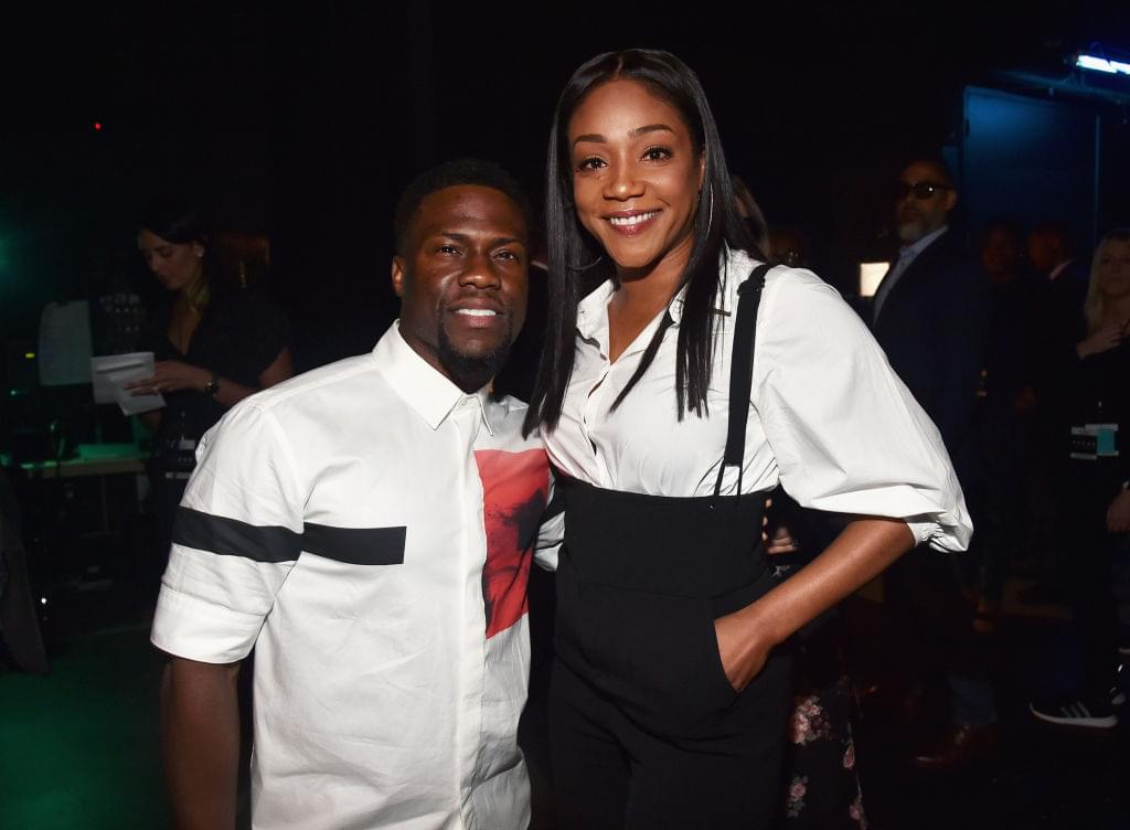 Kevin Hart Shares How He Helped Tiffany Haddish When She Was Homeless