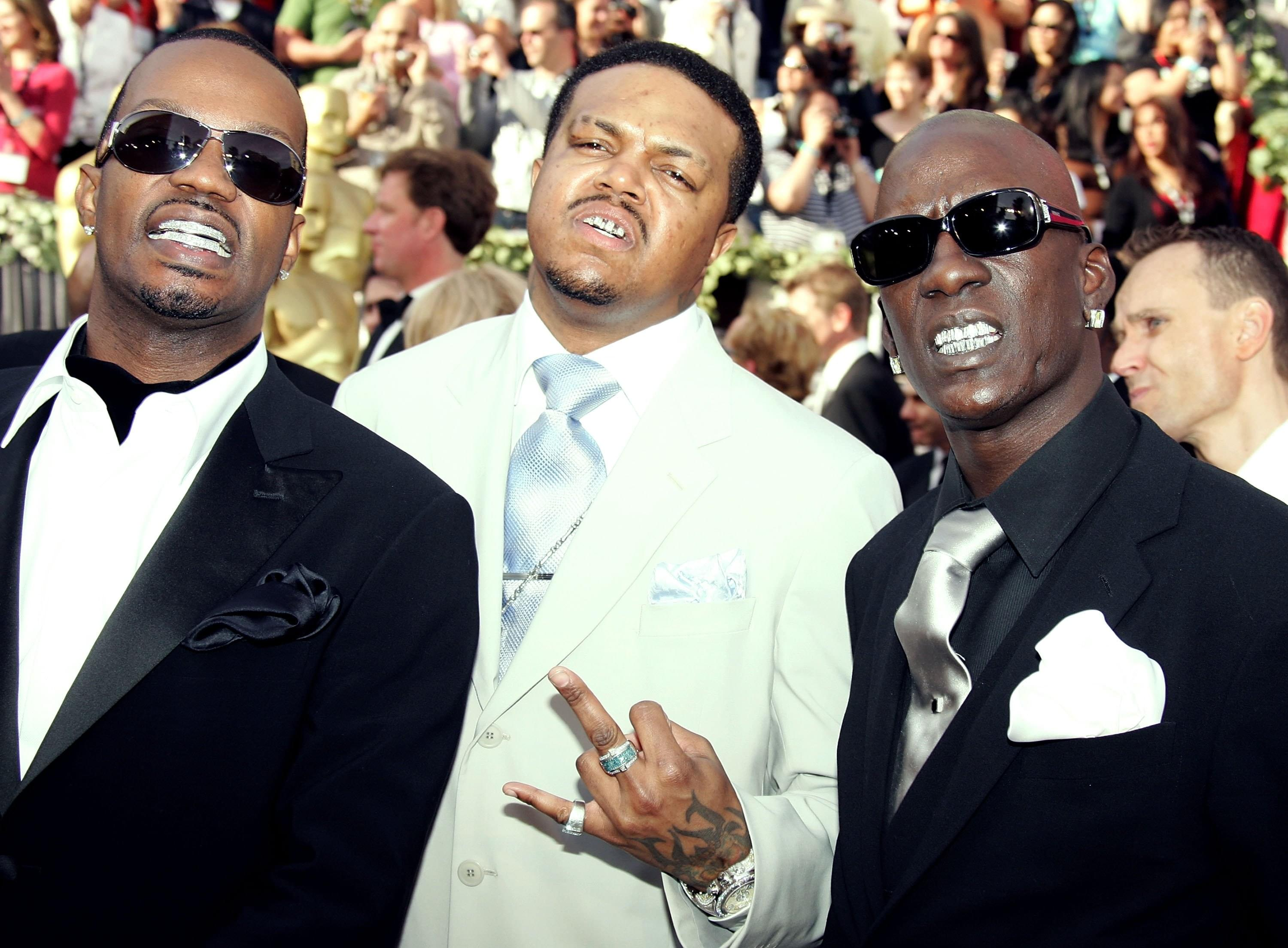 DJ Paul Unleashes On Three 6 Mafia Brother Juicy J