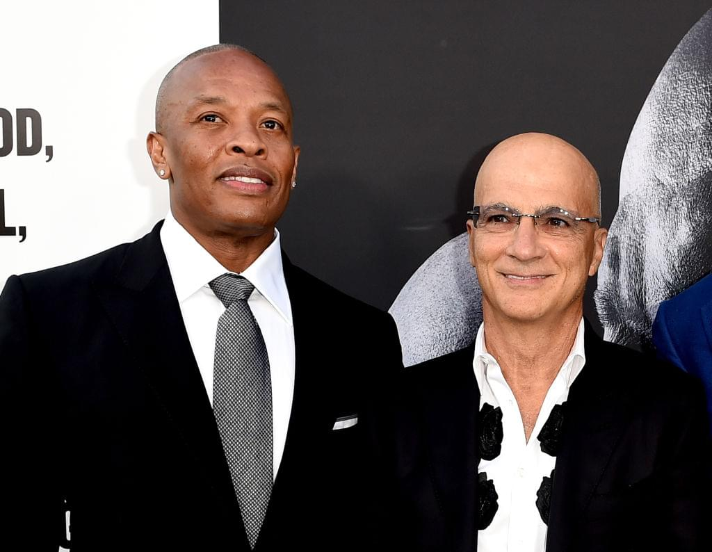 Dr. Dre and Jimmy Iovine Facing $100M Royalty Lawsuit