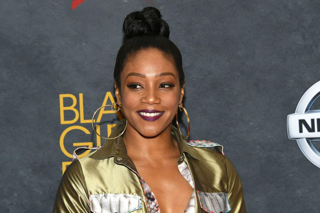 Tiffany Haddish Covers W Magazine