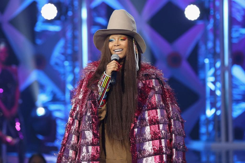 "Erykah Badu Joins Cast Of ""What Men Want"" Movie"