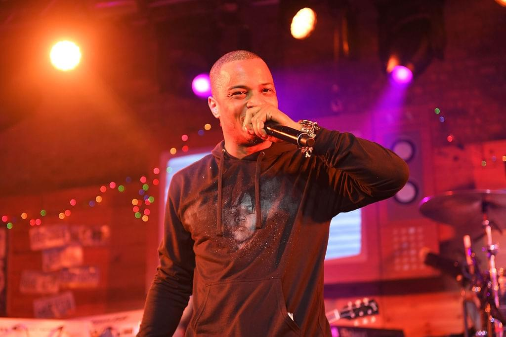 "T.I. Says The ""Best Rapper Alive"" Must Write His Own Lyrics"