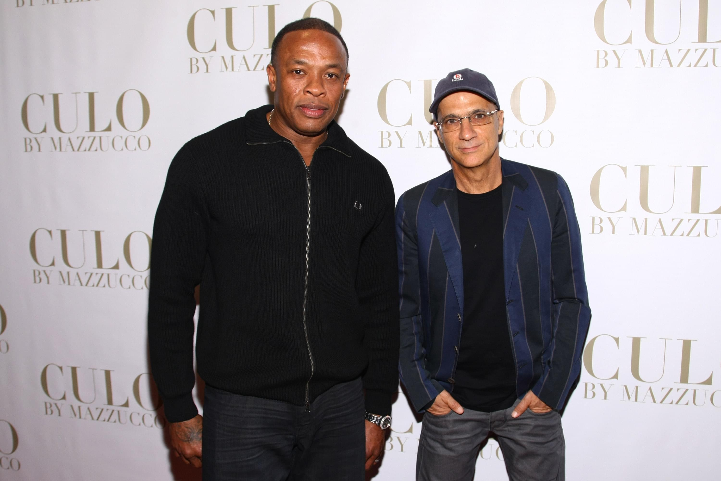 Dr. Dre & Jimmy Iovine Testify In $100 Million Lawsuit