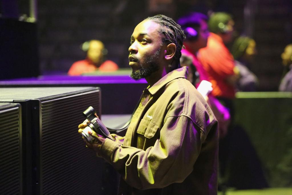 Kendrick Lamar Invited To Join The Movie Academy