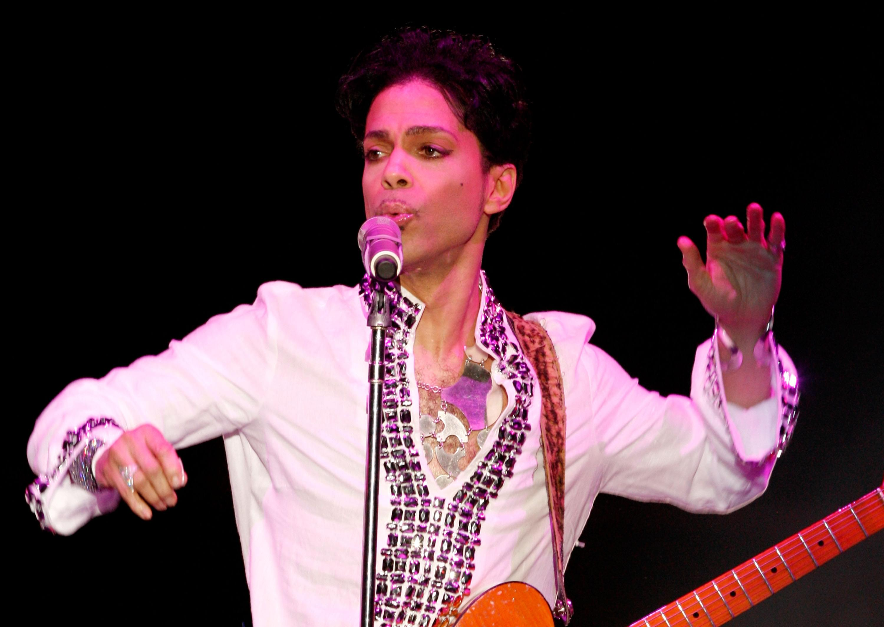 Prince's Estate and Sony Music Announce Deal For 35 Albums