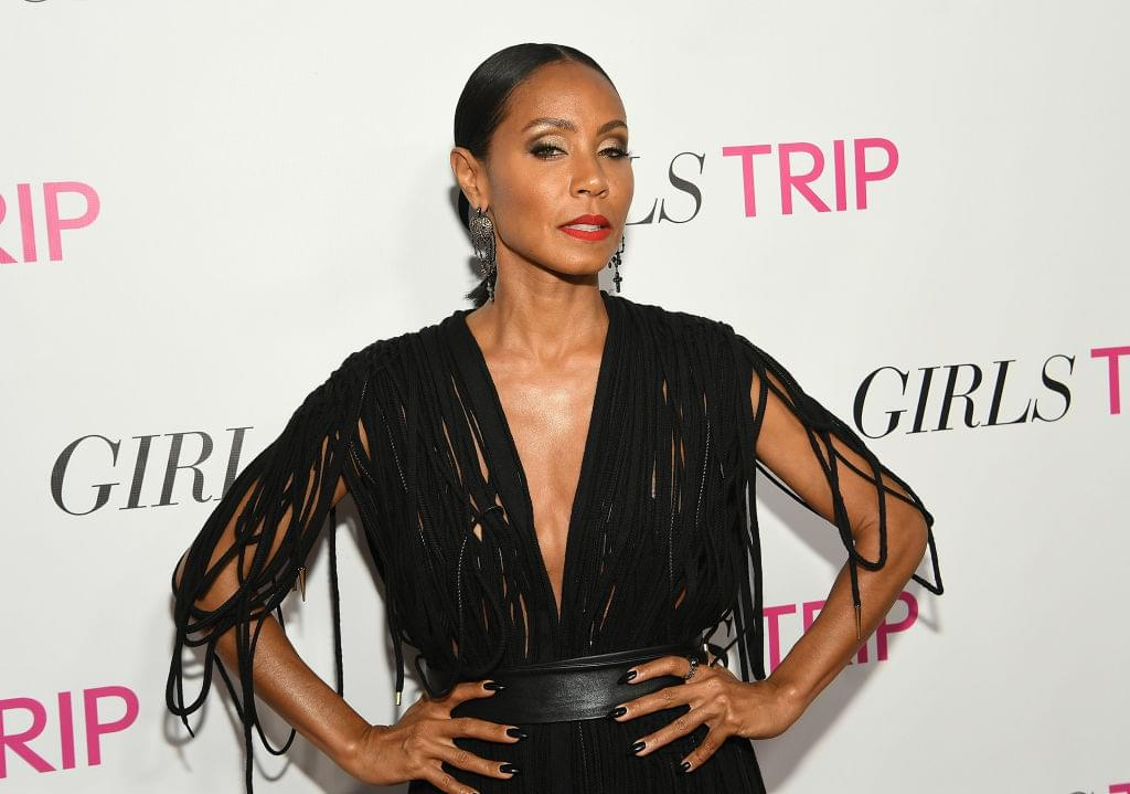 "Jada Pinkett Smith: ""[I Thought That] Everything Could Be Fixed By Sex."""