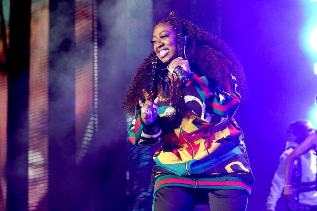 Missy Elliott To Be Awarded The VMA's Video Vanguard Award