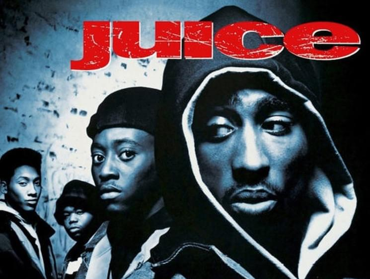 "Omar Epps Talks Improvising Lines On The Set Of ""Juice"" With Tupac"