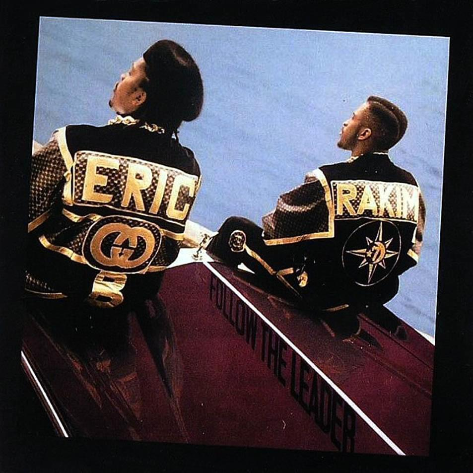 "30 Years Ago Today: Eric B & Rakim Release ""Follow The Leader"""