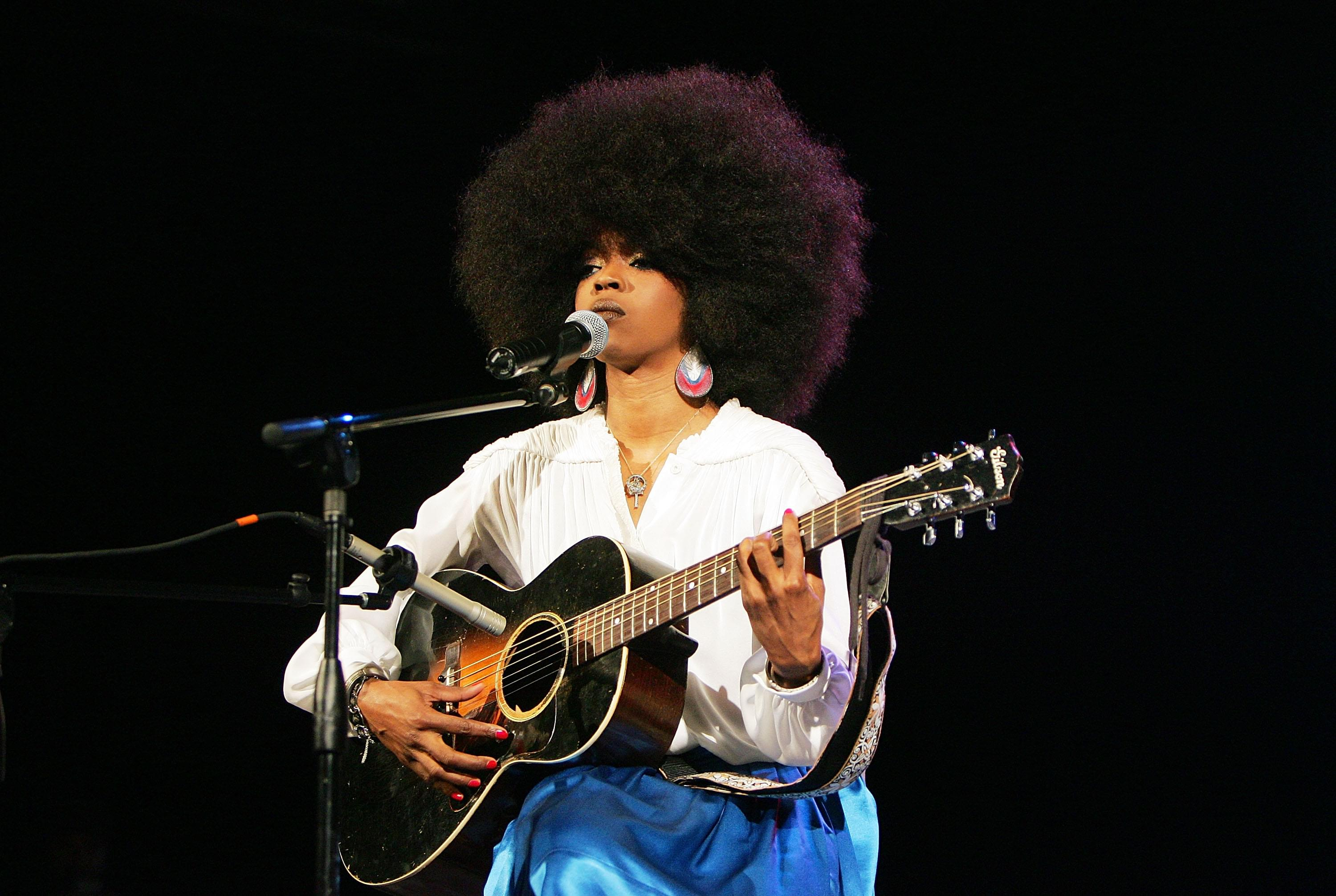 Lauryn Hill Is Reportedly Suing Her Cousin Over $65,000 Loan