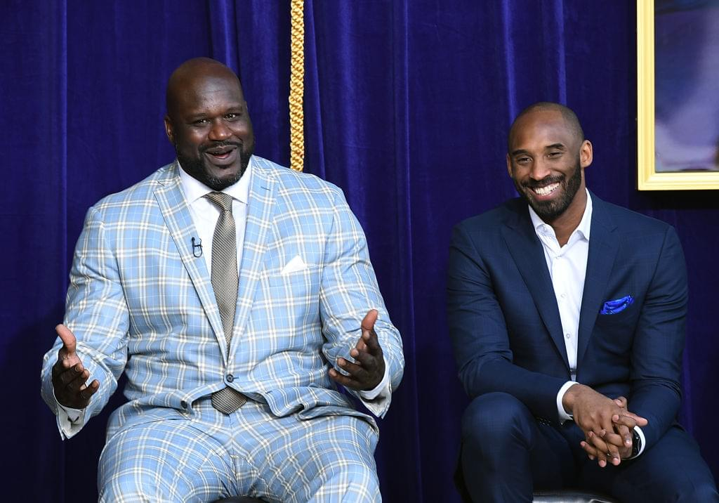 Shaq Says 'Kobe Bryant's Coming Back'