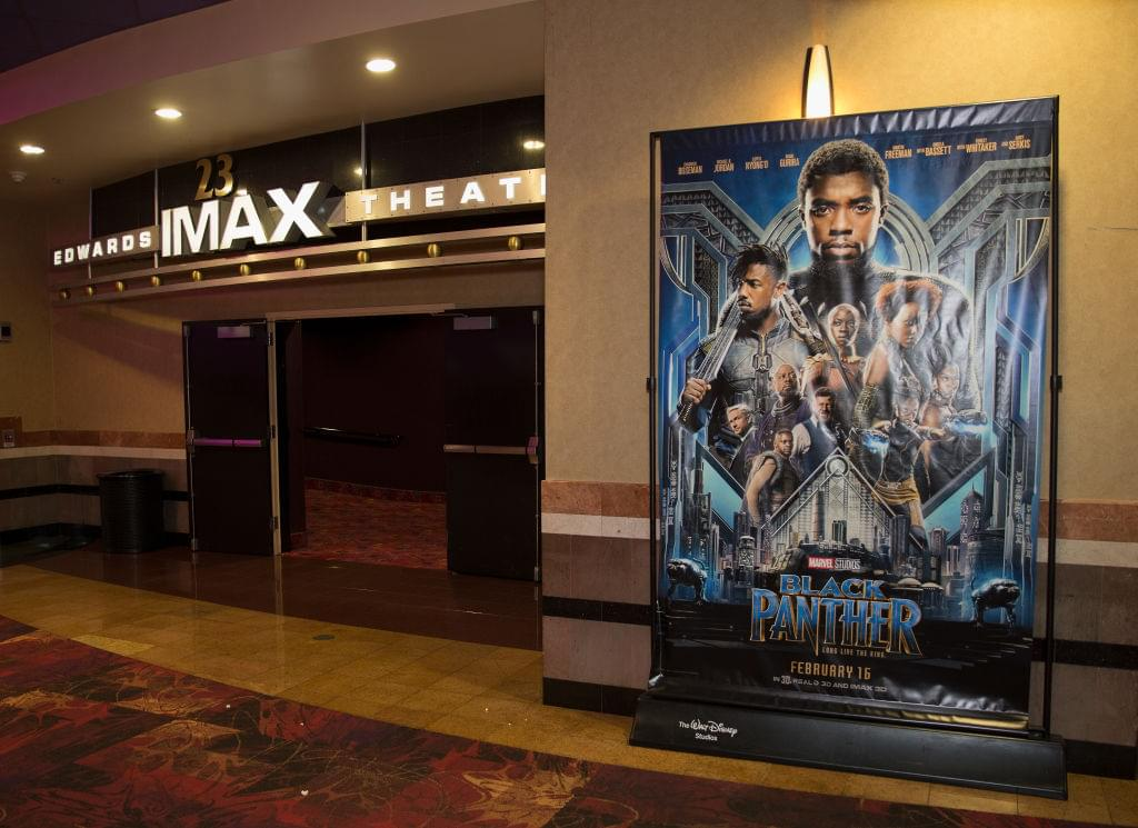 'Black Panther' Earns $700 million In U.S. Box Office