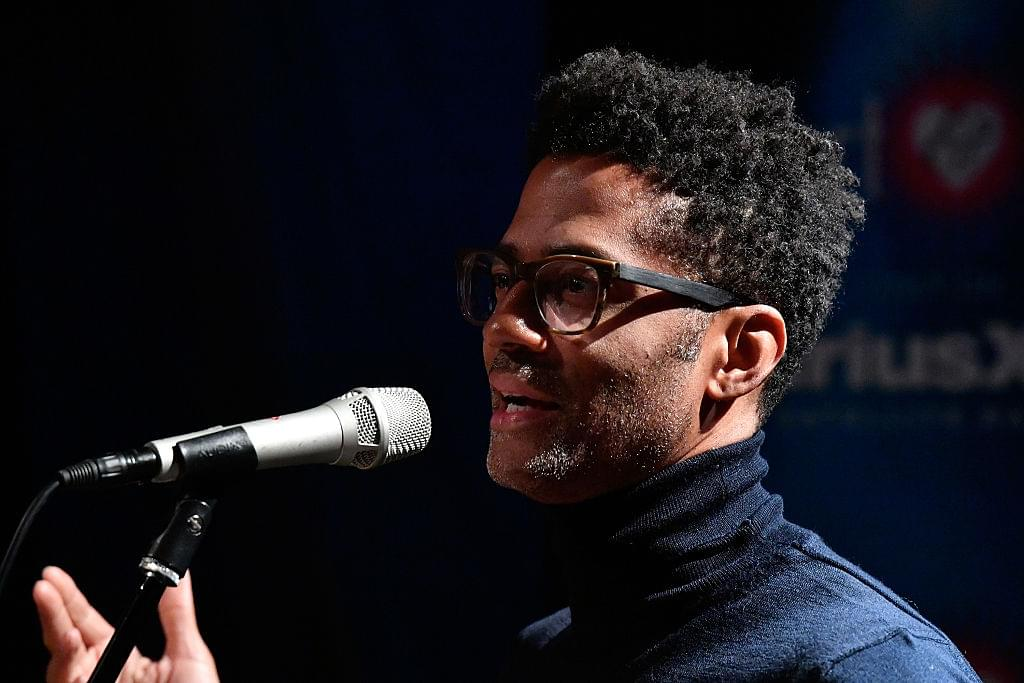 Eric Benet Claims R&B Is Being Whitewashed