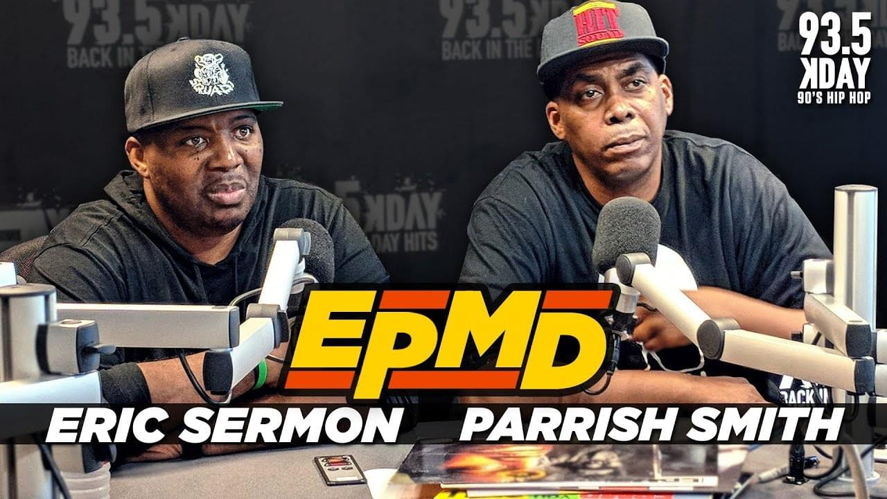 EPMD Talk West Coast Influence On Their Music, Opinion On New Artists, Shoe Realese