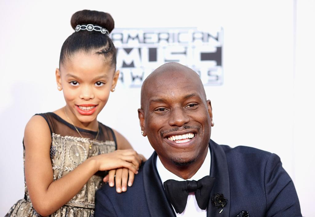 "Tyrese's Ex Claims ""Anger Issues"" Should Prevent Him From Moving Daughter To Atlanta"