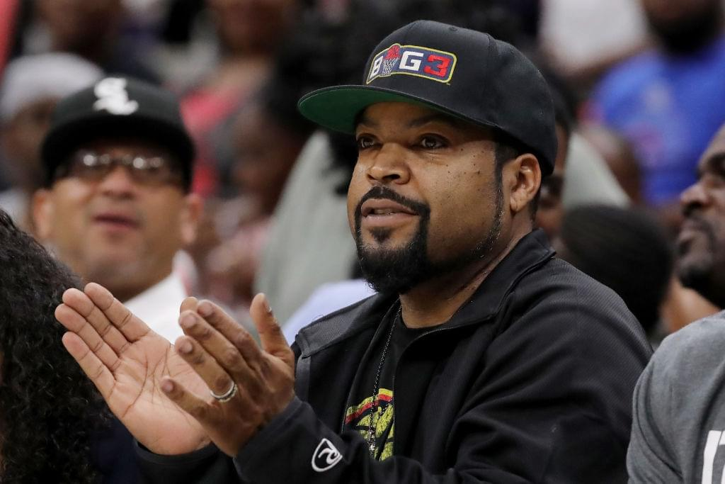 Ice Cube Says He's Grateful For His BIG3 League