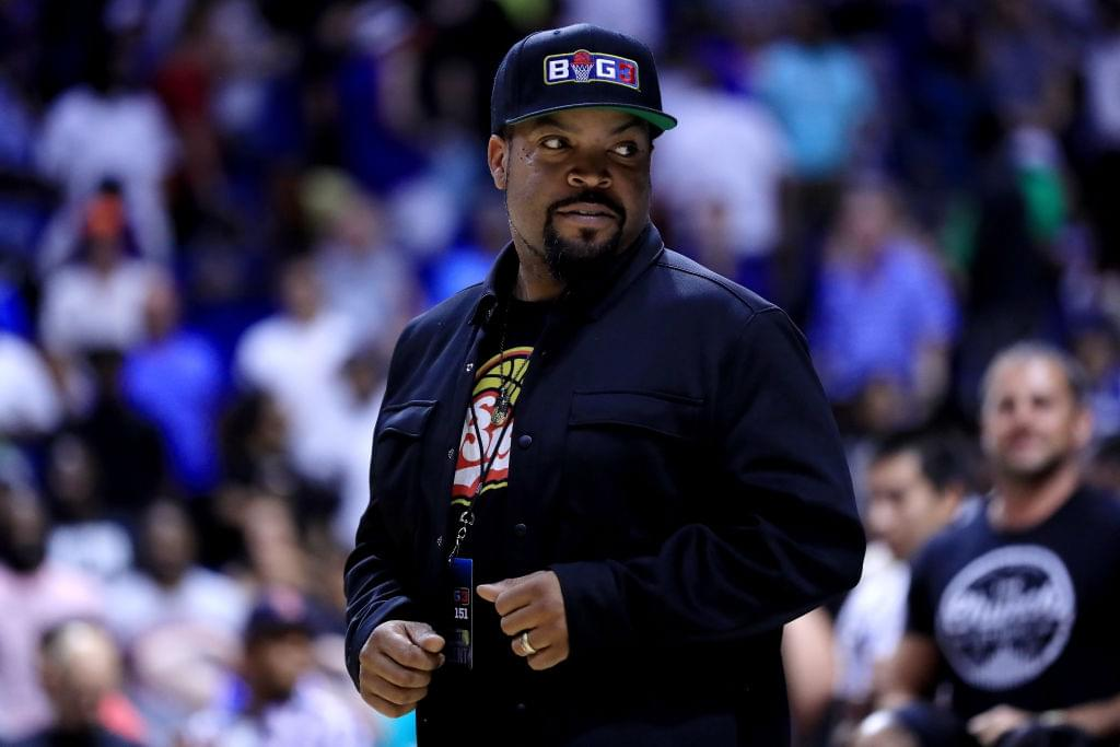 Ice Cube Says He'll Continue To Try To Recruit Kobe Bryant For The BIG3
