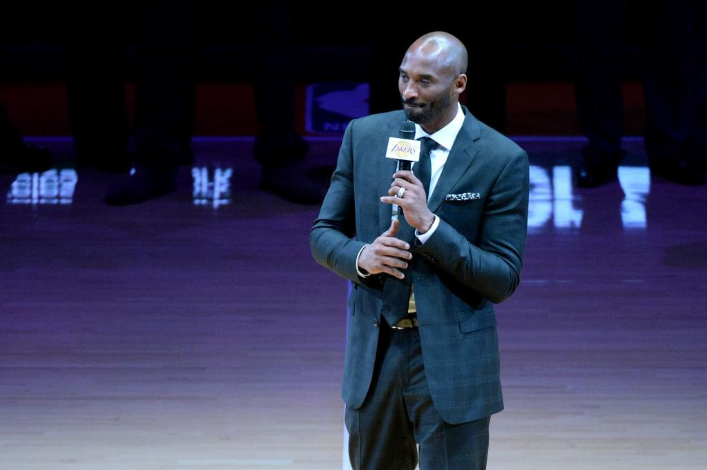 Kobe Bryant Says He'll Never Play Basketball Again