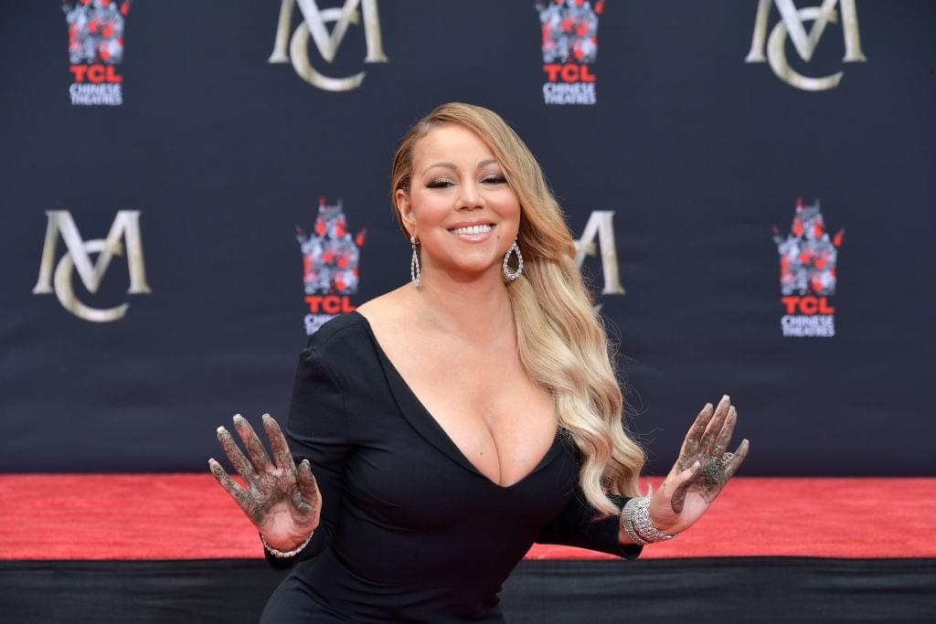 "Mariah Carey Says Her New Album Does Not Follow ""Anybody Else's Trends"""