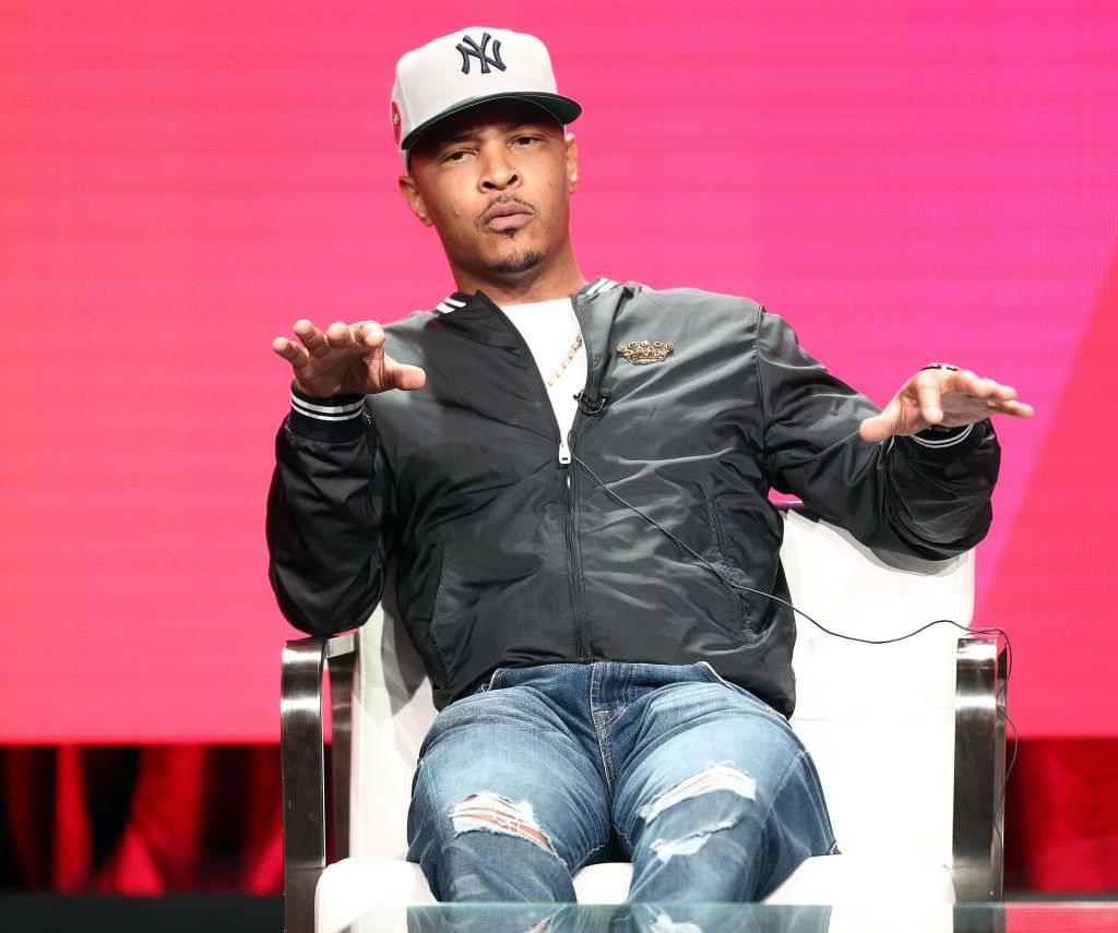 Officer That Arrested T.I. Was Caught Mocking Him