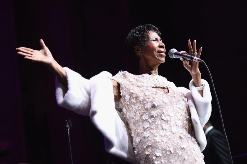 Aretha Franklin Will Have A Detroit Park Named After Her